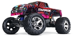 Stampede 1/10 Monster Truck, Hawaiian Edition 2wd Monster Truck W/ Battery and Charger