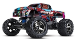 Stampede VXL 1/10 Scale Monster Truck Hawaiian Edition, RTR W/ TSM, Battery and Charger