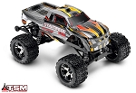 Stampede VXL 1/10 Scale Monster Truck Silver RTR, w/TSM, Battery and Charger