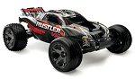 Rustler VXL 1/10 Stadium Truck RTR Black W/ iD Battery & 4 Amp Peak DC Charger