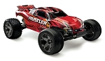 Rustler VXL 1/10 Stadium Truck RTR Red W/ iD Battery & 4 Amp Peak DC Charger