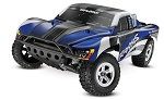 Slash 1/10 2WD Blue, Xl-5 RTR w/2.4GHz Radio - No Battery or Charger