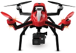 ATON Plus Quad-Rotor RTF W/2.4GHz Radio, 2-D Gimbal, Power Cell Lipo Battery, and 3A AC Charger