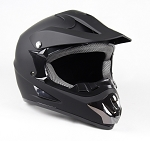Off Road Youth Helmet (Black Matte)