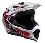 Adult Off Road Helmet (White)