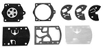 Walbro WB3A Gaskets & Diaphragm Kit