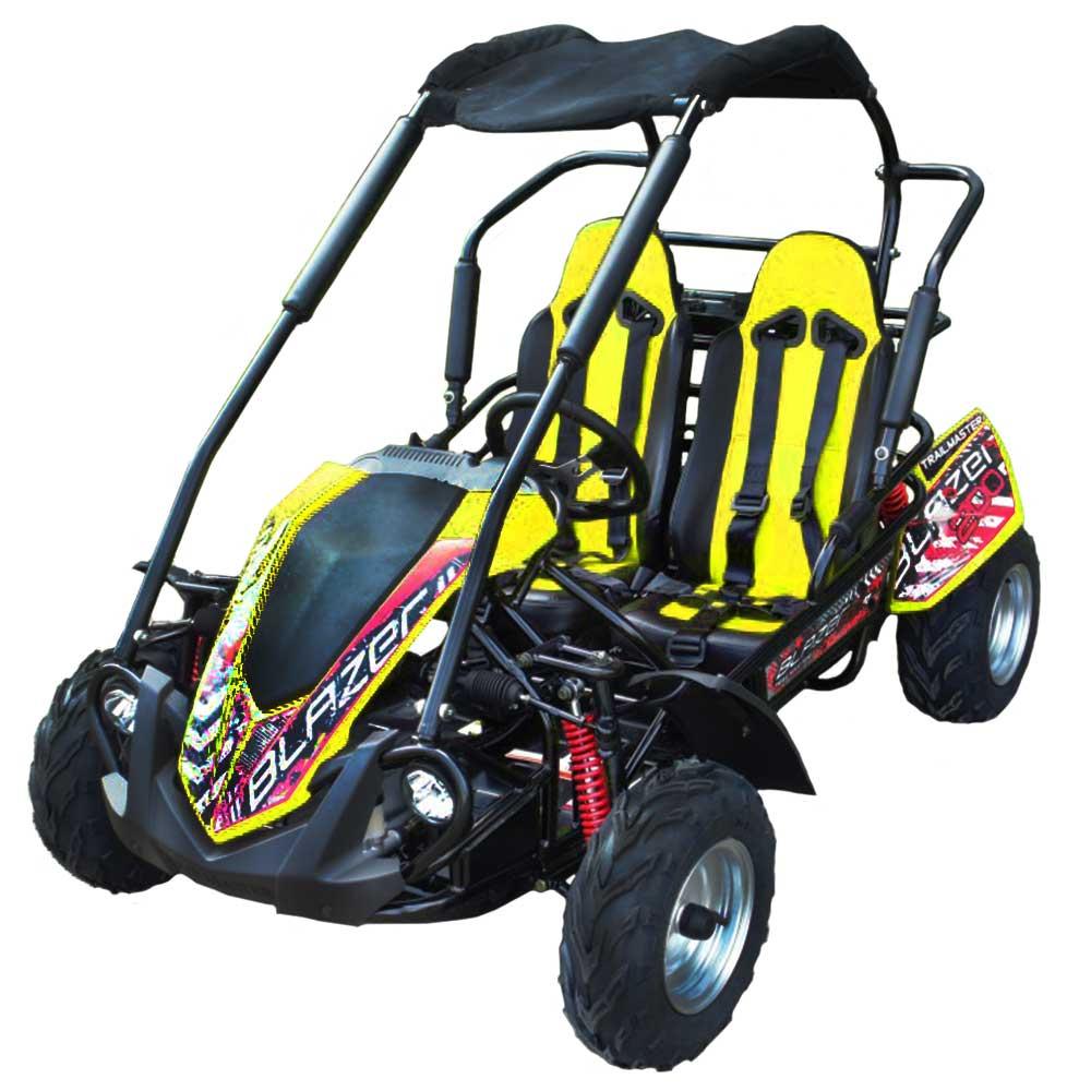 Blazer 200R Go Kart