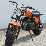 ---No Longer Available--- Trailmaster MiniBike