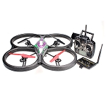 ---No Longer Available---WLToys V666 Space Trek Quadcopter with Camera RTF 2.4G