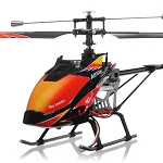 WLToys V913 Real Flight RC Helicopter RTF 2.4