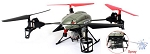 WLToys V979 Quadcopter UFO with Water Cannon RTF 2.4G