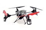 WLToys V959 Quadcopter UFO with Camera RTF 2.4G