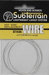 Woodland Scenics' SubTerrain Hot Wire-Replacement Wire #ST1436