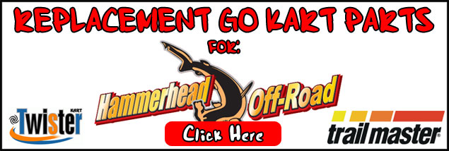 Hammerhead Go Kart Parts