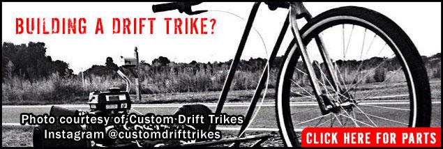 Drift Trike Parts