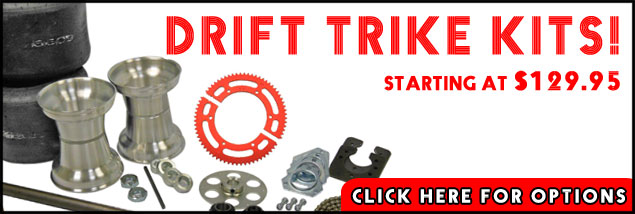 Drift Trike Kits