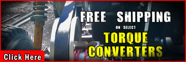 30 Series Torque Converters with Free Shipping