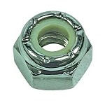 3/8-16 Hex Nylock Nut