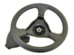 Steering Wheel with Cover (40 Spline)
