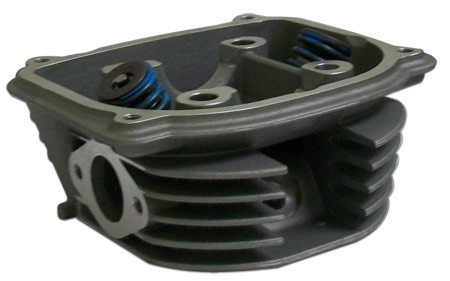 **Out of Stock**Cylinder Head Assembly for GY6 150cc Engine