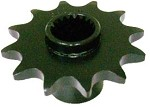 Final Shaft 12T Sprocket - 19 Spline