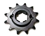 Final Shaft 12T Sprocket - 6 spline
