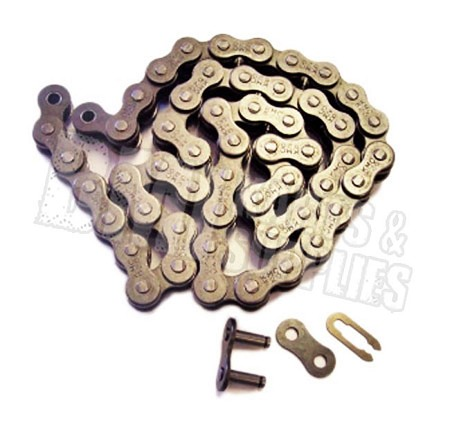 #530 Drive Chain (60 Links) for Yerf-Dog Spiderbox Go-Kart