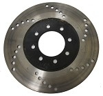 "8"" Brake Rotor - Black  (Off Returned Kart)"