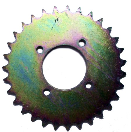 "#530 31T Drive Sprocket (3-1/8"" Bolt Circle) (New)"