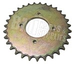 "#530 31T Drive Sprocket (3-1/8"" Bolt Circle) (Off Returned Kart)"