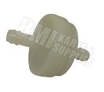 Fuel Filter (Opaque) for GY6, 150cc Engine