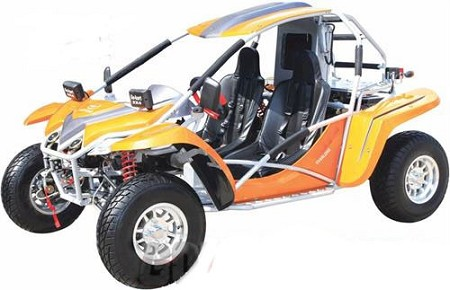 Kinroad Overlord 1100 Dune Buggy - DISCONTINUED