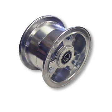 "5"" Aluminum Split Wheel - 5/8"" Bearing (Front)"