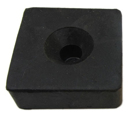 Rubber Bumper / Stopper for Universal Fitness Benches