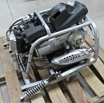 Tested GY6 150cc Engine, Mounted (Short-Type) (Used)