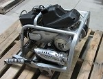 Untested GY6 150cc Engine, Mounted (Short-Type) (Used)