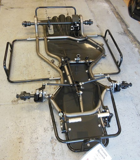 2011 Ultramax Excentrik Racing Chassis