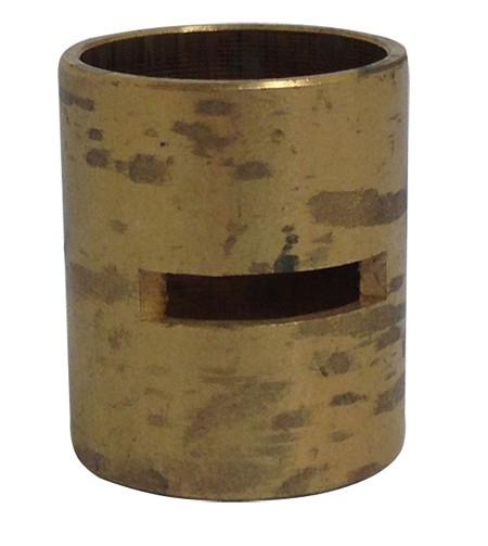 Bronze Piston Pin Bushing for Harley-Davidson Big Twins, Flathead or Overhead (1937 & Later)