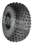 18 x 9.50-8 Knobby Tire (Kenda Scorpion)