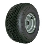 15 x 6.00-6 Super Turf Tire & Rim (Front)