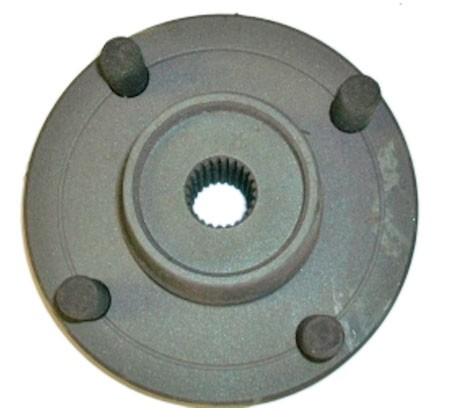 "4 x 4 Wheel Hub (24 Splined, 3/4"" Bore)"