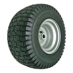 "18 x 9.50-8 Turf Tire with Rim (1"" Bore)"