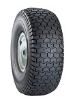 "15 x 6.00-6 Turf Tire & Rim (1"" Bore)"