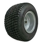"18 x 8.50-8 Turf Tire with Rim (1"" Bore)"