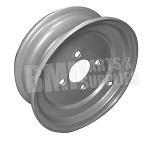 "10 x 3 Steel Rim (4 on 4 with 1/2"" Holes)"
