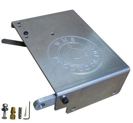 WMS Blue Max Clone Engine Top Plate
