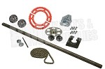 Drift Trike Axle Kit (#35 Chain)
