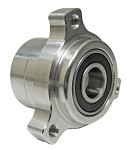 "Ultralite Racing Wheel Hub (Front with 5/8"" Bearings)"