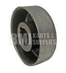 "2"" Brake Drum with 3/4"" Bore"