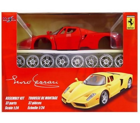 Ferrari Enzo (1/24 Scale) Metal Car from Maisto Models #39964